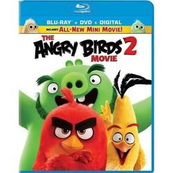 Angry Birds Movie 2 (Blu-Ray + DVD + Digital)