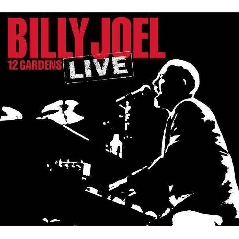 Billy Joel - 12 Gardens Live (CD) - image 1 of 2