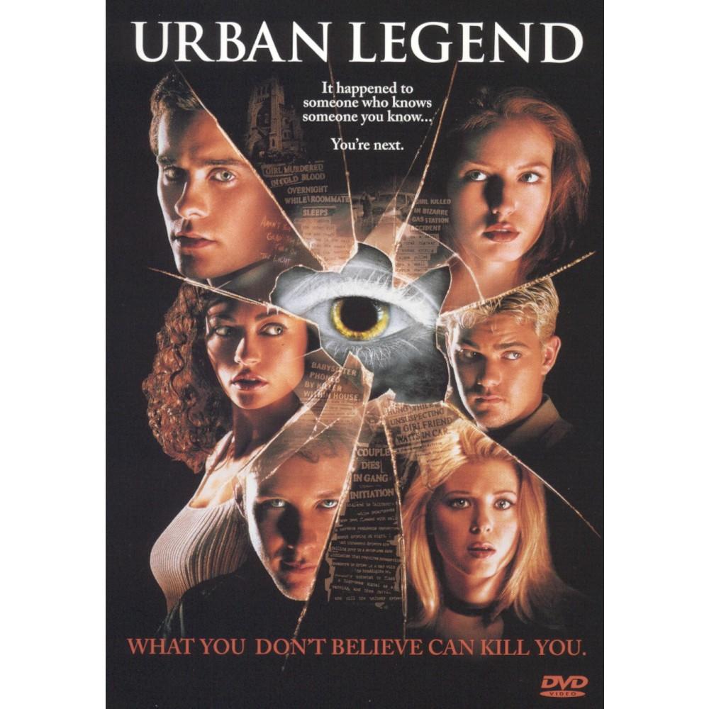 Urban Legend (Dvd), Movies