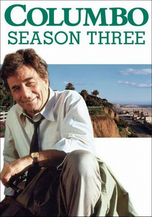 Columbo: Season Three [4 Discs] - image 1 of 1