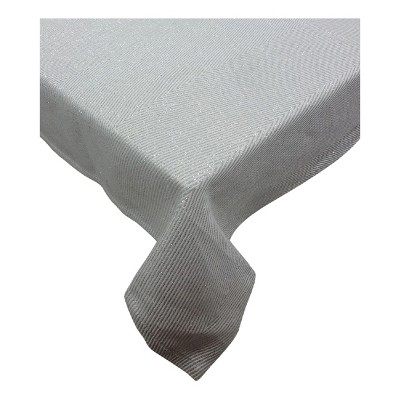 White Solid Tablecloth - Threshold™