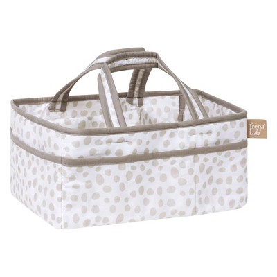 Trend Lab Utility Storage Tubs And Totes Cotton - Gray