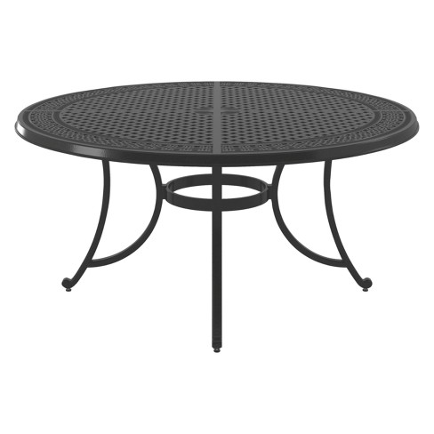 Patio Dining Table - Brown  - Outdoor by Ashley - image 1 of 3