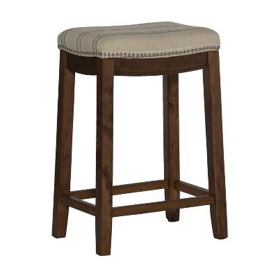 Claridge Counter Height Barstool - Linon