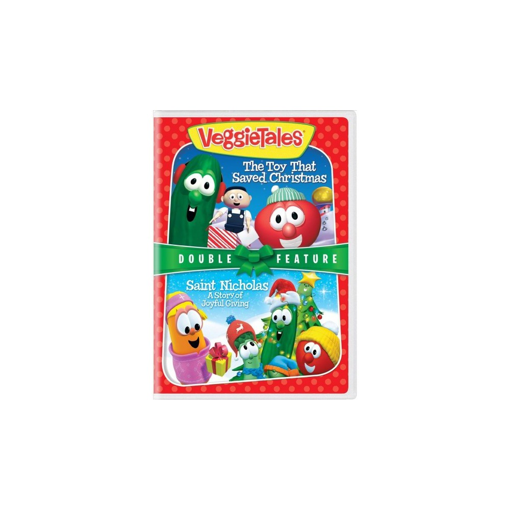 Veggietales Holiday:Toy That Saved Ch (Dvd)