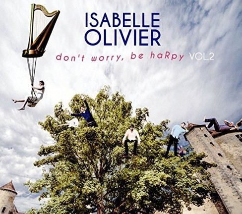 Isabella olivier - Vol 2:Don't worry be harpy (CD) - image 1 of 1