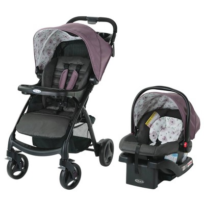 Graco Verb Click Connect Travel System - Gracie