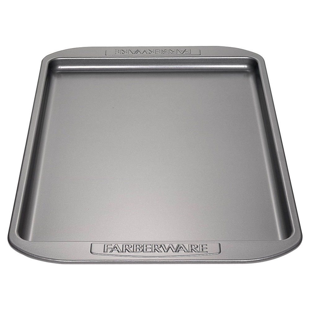 "Image of ""Farberware Cookie Pan (10"""" x 15""""), Silver"""