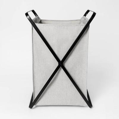 Folding X-Frame Single Sorter Matte Black - Made By Design™