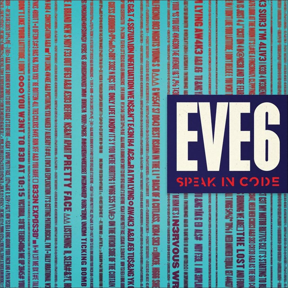 Eve 6 - Speak in Code (CD)
