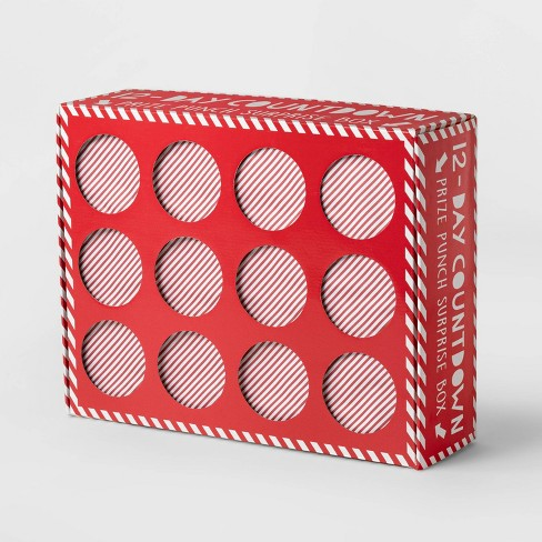 12 day Prize Punch Advent Calendar - image 1 of 2