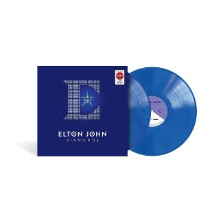 Elton John - Diamonds (Target Exclusive, 2LP) (Vinyl)