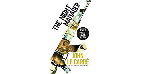 Night Manager (Vol 16861850) (Media Tie-In) (Paperback) (John Le Carre) - image 1 of 1