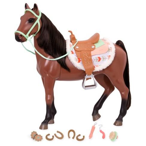 our generation horse buckskin target