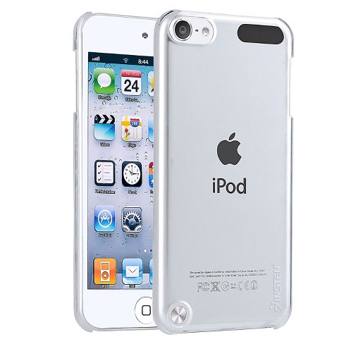 INSTEN Snap-in Crystal Case Compatible with Apple iPod touch 5th/6th Generation, Clear Rear - image 1 of 4