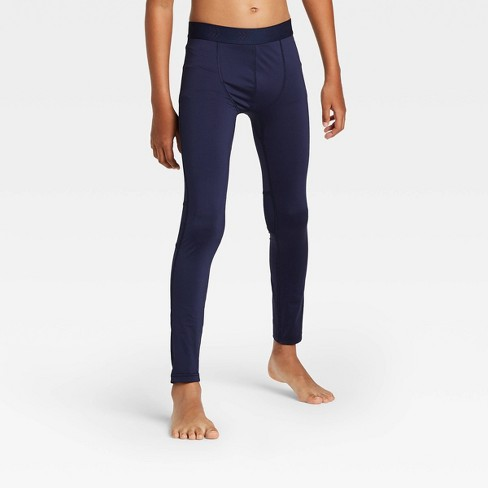 Boys' Fitted Performance Tights - All In Motion™ : Target