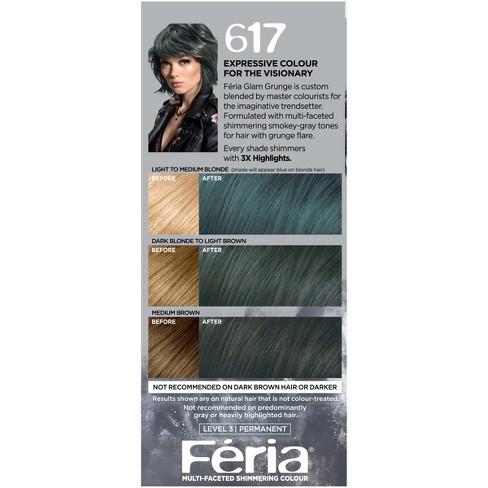 L Or 233 Al Paris Feria Permanent Hair Color 617 Target