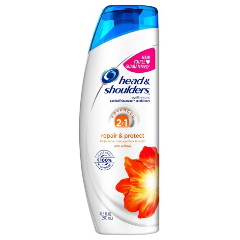 Head & Shoulders Repair & Protect 2-In-1 Shampoo & Conditioner - 12.8 fl oz - image 1 of 2
