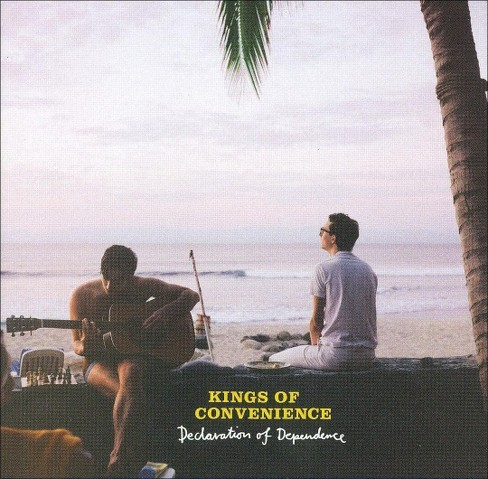 Kings of convenience - Declaration of dependence (Vinyl) - image 1 of 1