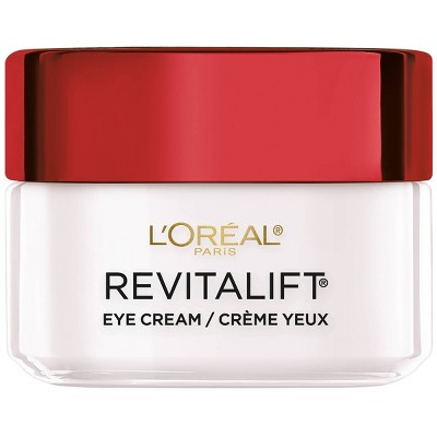 Eye Creams & Masks: L'Oreal Paris Revitalift Anti-Wrinkle + Firming