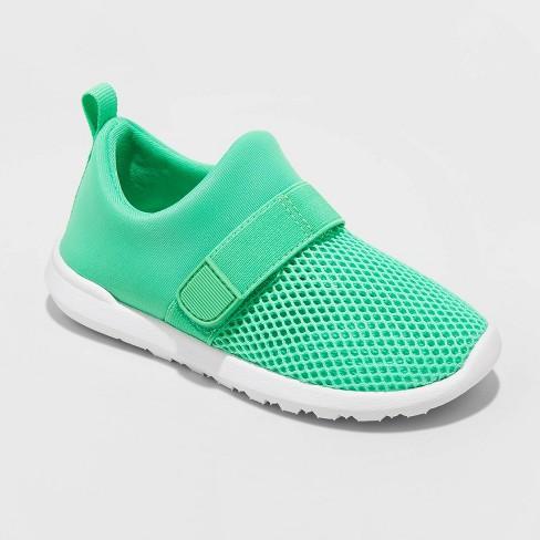 Toddler Boys' Austen Water Shoes - Cat & Jack™ Green 9 : Target