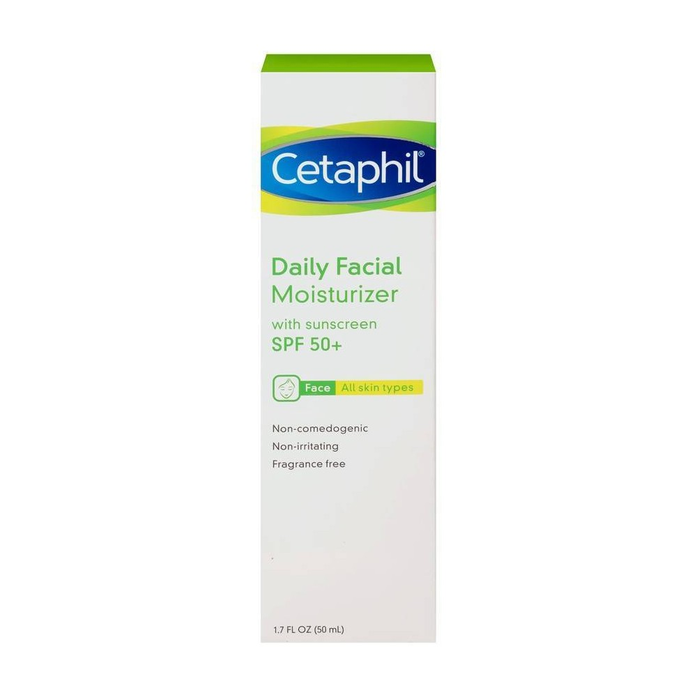 Image of Cetaphil Facial Moisturizer - SPF 50 - 1.7 fl oz