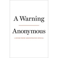 A Warning about the NCAA - by Anonymous (Hardcover)