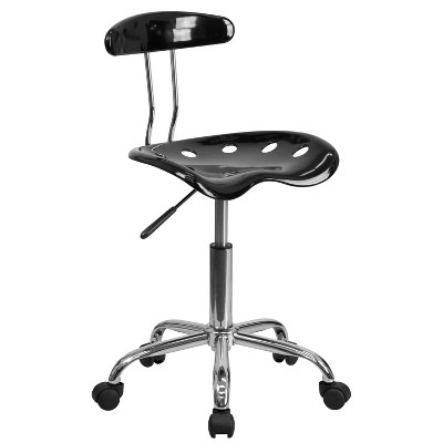 Tractor Task Chair Black - Riverstone Furniture Collection