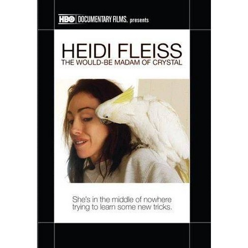 Heidi Fleiss: Would:-Be Madame / Crystal (DVD) - image 1 of 1