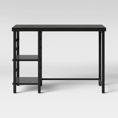 Adjustable Storage Desk Black - Room Essentials™