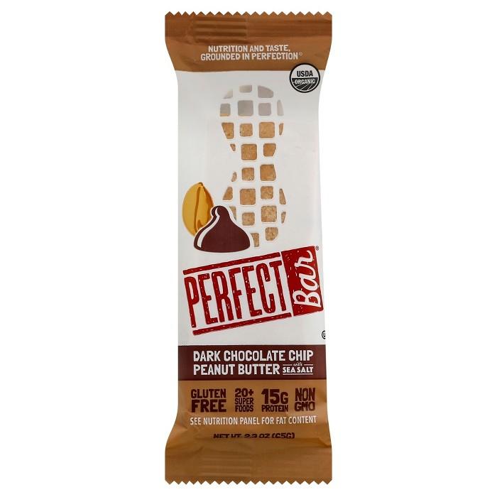Perfect Bar Dark Chocolate Peanut Butter with Sea Salt 2.3oz - image 1 of 1