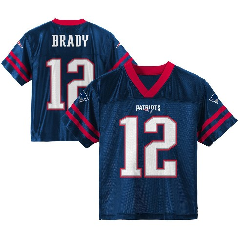 purchase cheap b30d3 19407 NFL New England Patriots Boys' Brady Tom Jersey