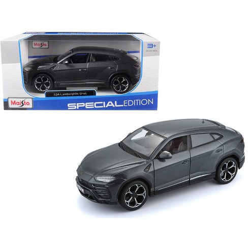 Lamborghini Urus Grey 1 24 Diecast Model Car By Maisto Target