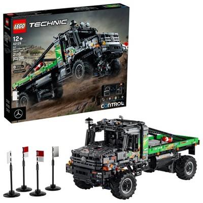 LEGO Technic 4x4 Mercedes-Benz Zetros Trial Truck 42129 Building Kit