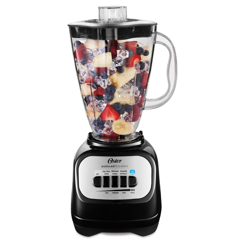 Oster Classic Series 5-Speed Blender – Black Blstcp-B00-000 53244839