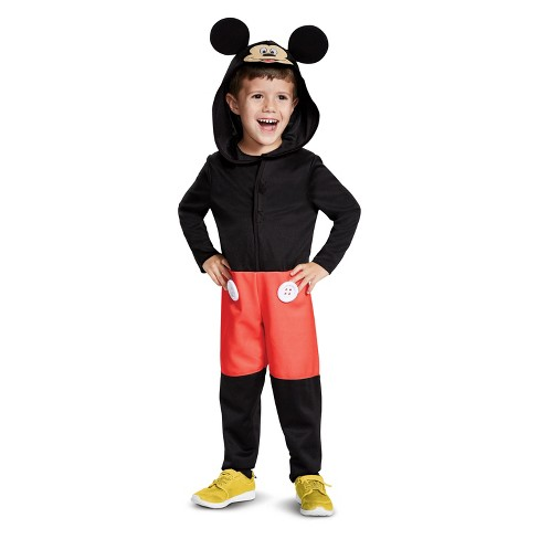 74e879b7d Toddler Mickey Mouse Halloween Costume   Target