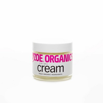 Zoe Organics Cream - 2oz