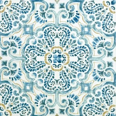 FloorPops Set of 20 Fontaine Peel & Stick Floor Tiles Clear