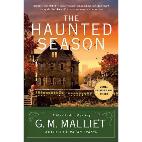 The Haunted Season - (Max Tudor Mysteries)by  G M Malliet (Paperback) - image 1 of 1