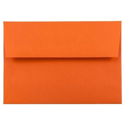 """JAM Paper 50pk Brite Hue A6 Envelopes 4.75"""" x 6.5"""""""