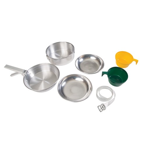 Stansport 8 Piece Two Person Aluminum Cook Set - image 1 of 3