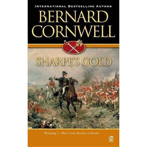 Sharpe's Gold - (Sharpe's Adventures) by  Bernard Cornwell (Paperback) - image 1 of 1