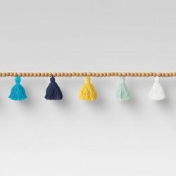 "60"" x 2.5"" Wooden Beads Garland - Opalhouse™"