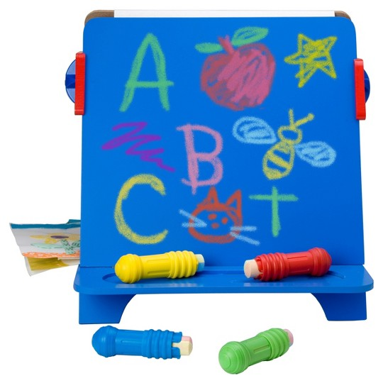 ALEX Toys Little Hands My Tabletop Easel image number null