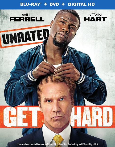 Get Hard [Includes Digital Copy] [UltraViolet] [Blu-ray/DVD] [2 Discs] - image 1 of 1