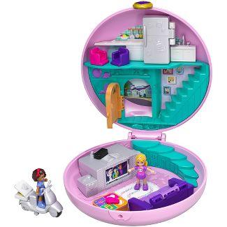 Polly Pocket Big Pocket World Donut Pajama Party Playset