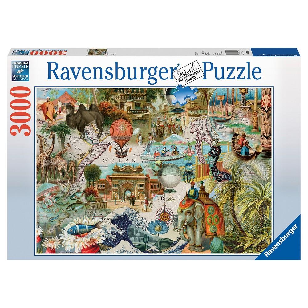 Ravensburger Oceania Puzzle - 3000pc