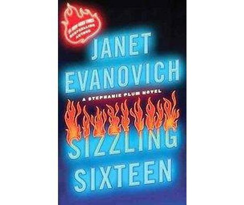 Sizzling Sixteen (Reprint) (Paperback) by Janet Evanovich - image 1 of 1