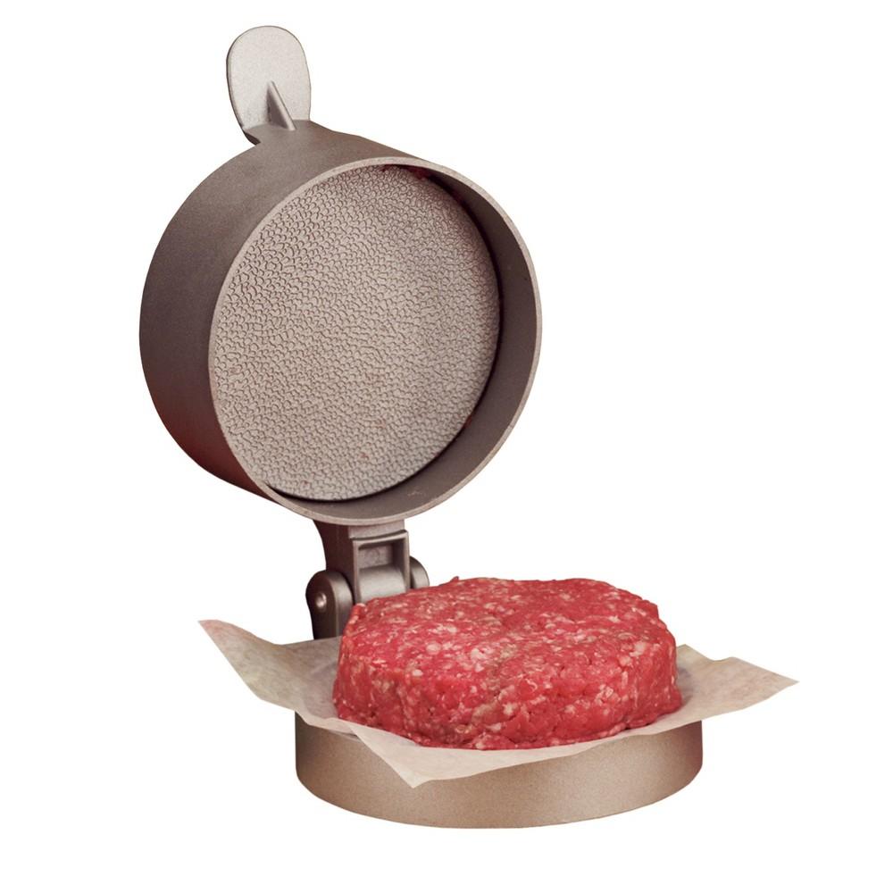 Weston Single Hamburger Press, Gray
