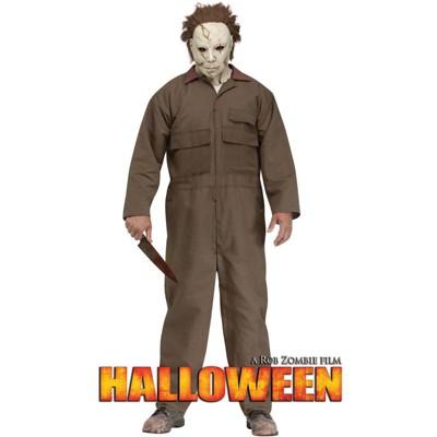 Halloween Rob Zombie's Michael Myers Adult Costume